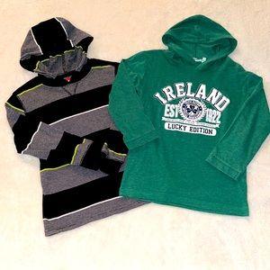 🔵BOGO-2 Hooded shirts